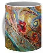 Original Painting Fragment 10 Coffee Mug