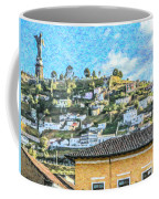 Panecillo Hill Quito	 Coffee Mug