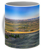 Panoramic Emmett Valley Coffee Mug