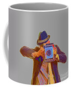Paparazzi Coffee Mug by Edward Fielding
