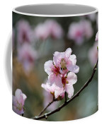 Peach Blossoms I Coffee Mug