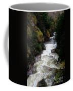 Pemigewasset River White Mountains Coffee Mug