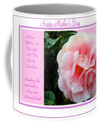 Pink Camellia - Happy Mother's Day Coffee Mug