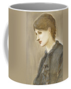 Portrait Of Mrs William J Stillman Nee Marie Spartali Coffee Mug