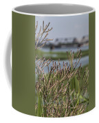 Purpletop Vervain Wildflowers Coffee Mug