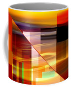 Red Desert Cosmopolis Coffee Mug
