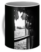 Return From Waiting  Coffee Mug by Empty Wall