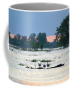 Riding The Storm Out Coffee Mug