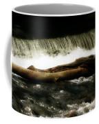 Little Log That Could Coffee Mug