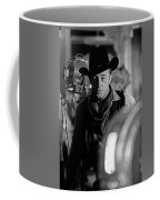 Robert Mitchum Lights Young Billy Young Set  Old Tucson Coffee Mug