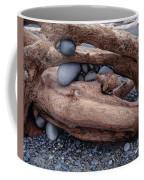 Rocks  In Driftwood Coffee Mug