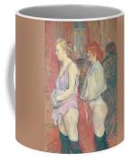 Rue Des Moulins Coffee Mug