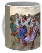 Russian Dancers Coffee Mug