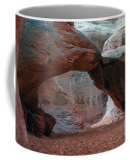 Sand Dune Arch - Arches National Park Coffee Mug