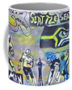Seattle Seahawks Superbowl  Coffee Mug