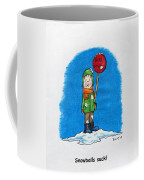 Snowballs Suck Coffee Mug