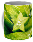 Star Fruit Carambola Coffee Mug