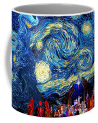 Starry Night In Bethlehem Coffee Mug