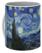 The Starry Night  Coffee Mug