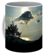 Sunset At Five Islands Coffee Mug