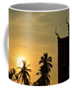Sunset In The Tempel Coffee Mug
