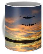 Sunset Lancasters Coffee Mug