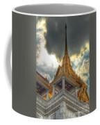 Temple Roof Coffee Mug