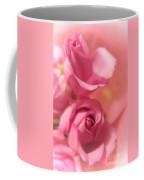 Tenderness Pink Roses 1 Coffee Mug