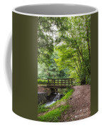 The Bridge Birches Valley Cannock Chase Coffee Mug
