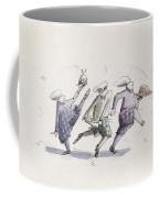 The Christmas Dinner Coffee Mug
