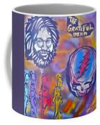 The Grateful Dead Coffee Mug