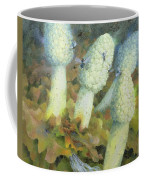 The Green Man With Fly Agaric Coffee Mug
