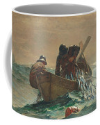 The Herring Net Coffee Mug