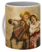 The Serenade Coffee Mug