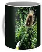 Thistle Plant Coffee Mug