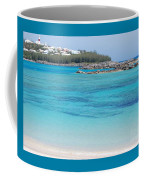 A Vision Of Turtle Bay, Bermuda Coffee Mug