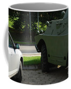 Vehicle Of The Future Coffee Mug
