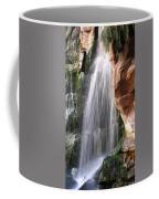 Veil Of Water Coffee Mug