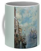 Venice At Noon Coffee Mug