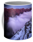 View Across The Caldera Taburiente Coffee Mug