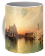View Of Venice Coffee Mug by Thomas Moran