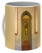 View Through The Passage Coffee Mug