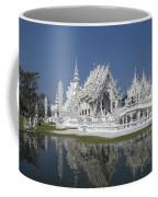 Wat Rong Khun Ubosot Dthcr0002 Coffee Mug