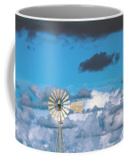 Water Windmill Coffee Mug