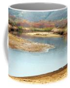Wetlands Of Scott Creek Coffee Mug