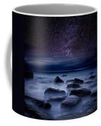 Where Dreams Begin Coffee Mug by Jorge Maia