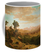 Wind River Country Coffee Mug