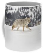 Winter's Determination Coffee Mug
