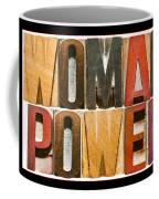 Woman Power Coffee Mug