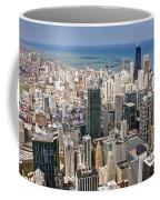0001 Chicago Skyline Coffee Mug